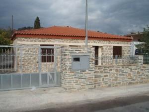 Εγκατάσταση αντλίας θερμότητας σε κατοικία στο Αυλωνάρι