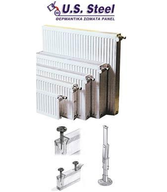 Θερμαντικά σώματα Panel US Steel